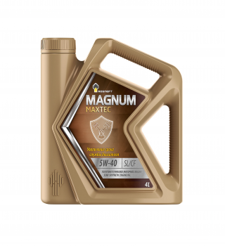 Maximum SAE 5W-40